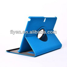 "360 Rotating Oblique fabric PU Leather Case Cover Skin for Samsung Galaxy Note 10.1"" N8000"