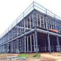 Low Cost Professional Design Prefabricated Steel Warehouse