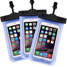waterproof dry bag cover, case for iphone 7 smartphone