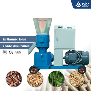 Low price and high quality biofuel bamboo saw dust pelletizer mill and small scale farmers sawdust pellet mill for sale