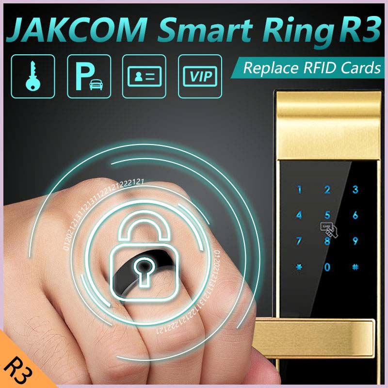 Jakcom R3 Smart Ring 2017 New Premium Of Key Hot Sale With Toyota Corolla Car Peugeot 106 Renault Key Card