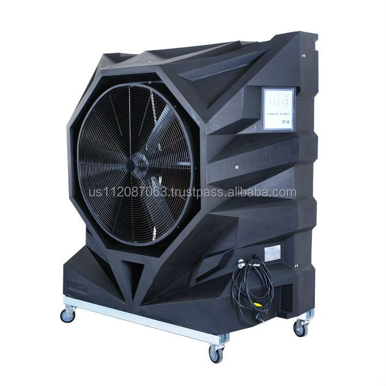 electric water air cooler/industrial evaporative air cooler/industrial fan water cooler