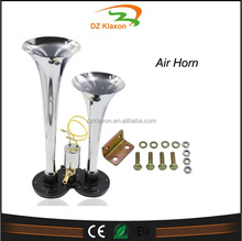 professional 24V Two tones silver electric steamer and music air horn for sale