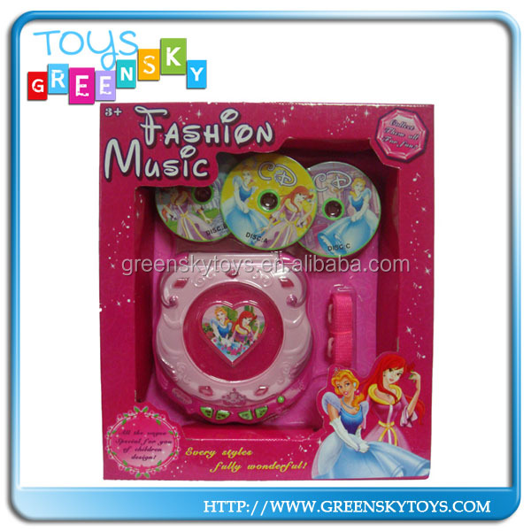 Musical Instrument, CD Player Toys