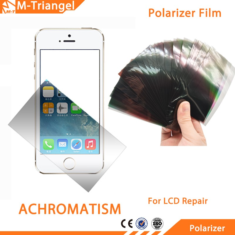 Polarizer Film used in LCD Lamination for repairing broken mobile direct sales from chinese factory with low price, high quality