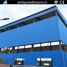 Design color steel structure house