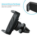 Apps2car K2-AV3 360 Universal Airframe Car Mount Mobile Phone Air Vent Car Holder