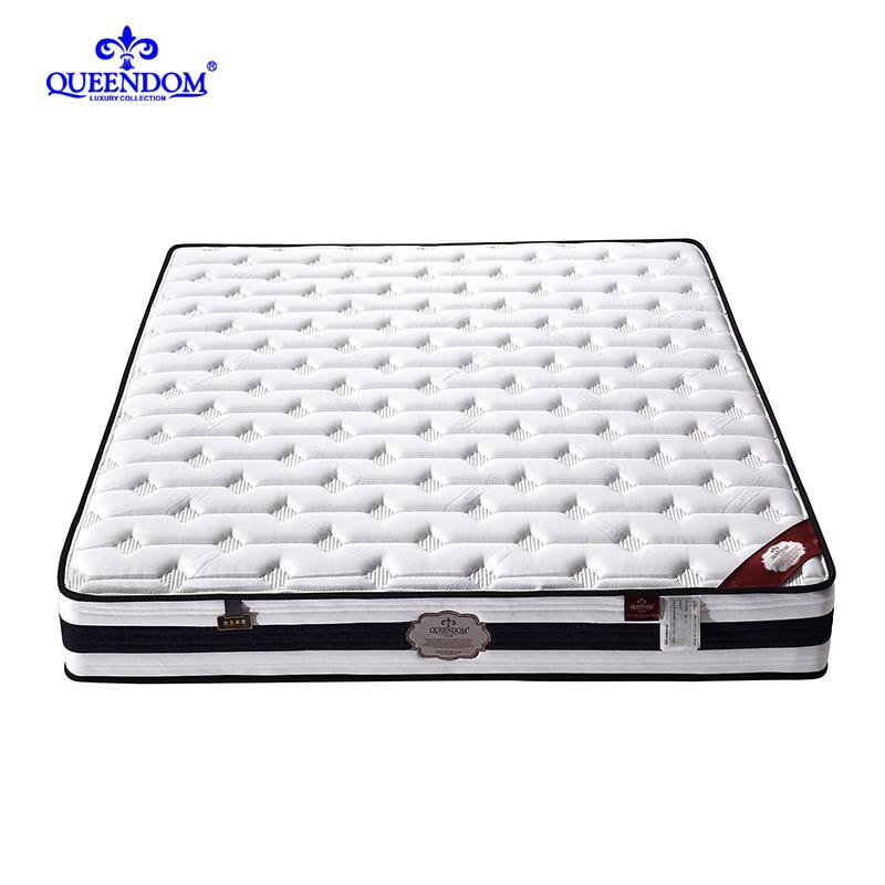 carton compressed foam commercial comfortable latex spring mattress - Jozy Mattress | Jozy.net