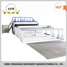 APM Wedge Wire Screen Filter Making Machine