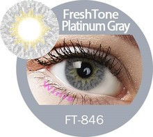 FreshToneExtra glow look wholesale decorative contact lens from South korea at low prices