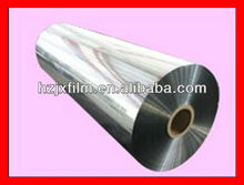 25microns Brushed metallized PET film