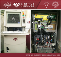 CNC Controller for water jet cutting machine, mitsubishi
