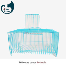 China supplier manufacture super quality fashion pet cat cage
