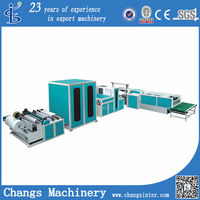 SQF big discount Automatic Non woven Bag Making Machine for rice