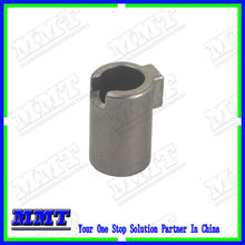 custom mim parts of irregular shape sleeve with low cost