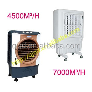 High Quality PP Plastic Material Air Cooler,Water Mist Fan,60L Outdoor Electric Water Mist Air Cooler
