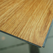 UV protected wear resistance click vinyl flooring / pvc click flooring / wood pvc plank flooring