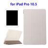 3 folding Holder Horizontal Flip Leather Phone Case for iPad Pro 10.5