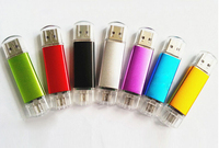 smart phone OTG USB flash drive for mobile and computer