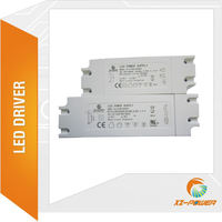 XZ-CI45B SAA Standard 28-44w 1050mA energy conservation dimmable led driver 24v