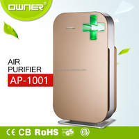 Holmes True HEPA Allergen Remover for Medium to Large RoomsSharp 1001 Plasmacluster Air Purifier with HEPA Filter negative ion