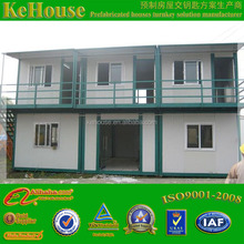 sandwich panel fast food kiosk 20ft container house