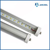 t8 led tube lights 8ft 36w high efficiency FA8/G13 base with 3 years