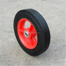 7 inch solid rubber wheel for kids wheelbarrow