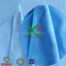 Lint Free Microfiber suede fabric for bathrobes