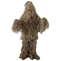 GSD-M Desert Ghillie Suit/Huntting suit Military Camouflage cloth