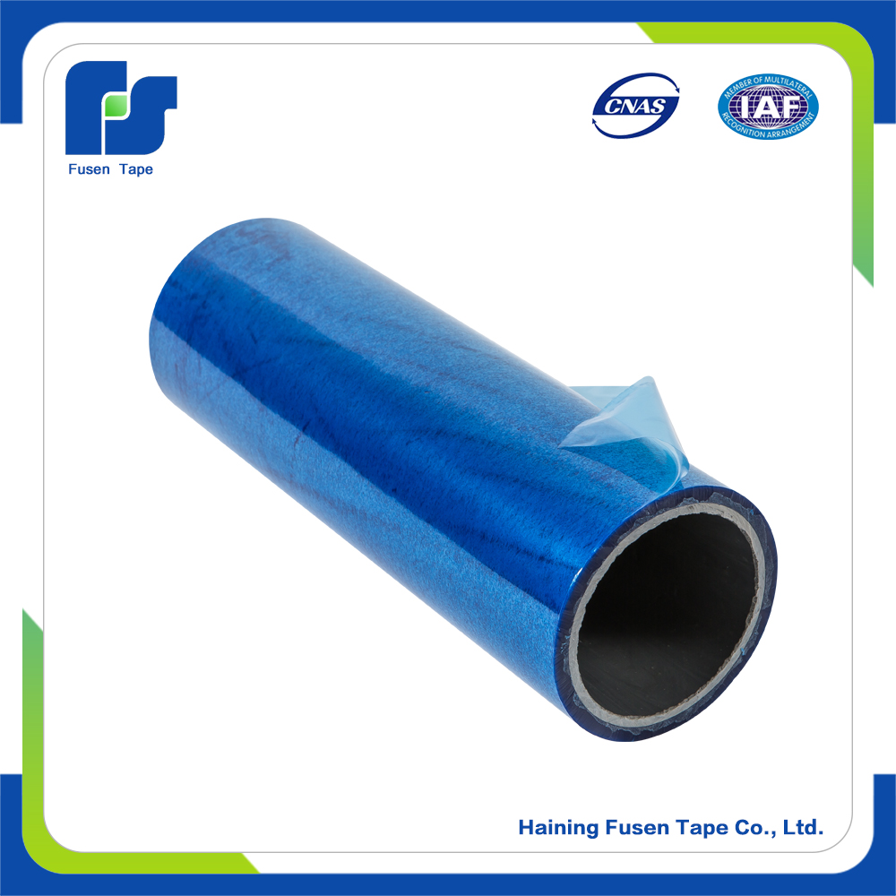 Metal surface protective film for steel panel