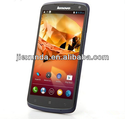 hot selling Lenovo S920 Quad Core smartphone mtk6589 1.2GHz CPU 1GB RAM 4GB ROM 5.3 inch IPS Screen