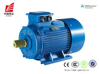 high torque brushed three-phase electric Ac motor 220V 3kw