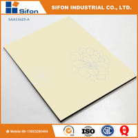 New Product Decorative Material Aluminium Composite Panel Ceiling Tiles Wall Panel