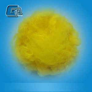 Recycled Dyed Viscose Staple Fiber 1.2D 1.5DX38MM