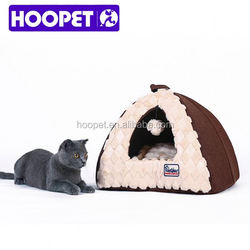 Private label dog bed kennel pet dog tent bed Supplier