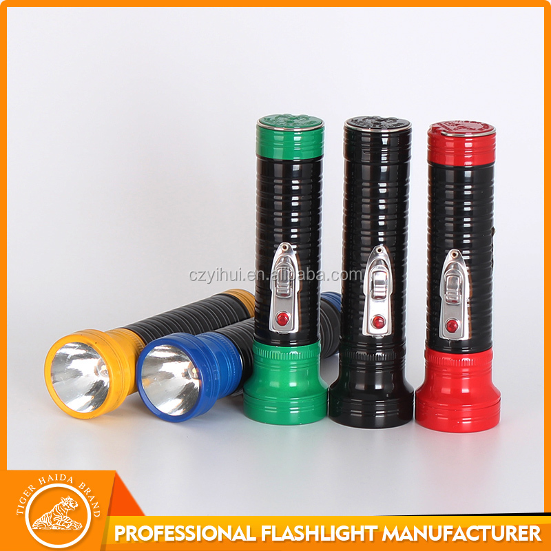 Wholesale hot sale metal flashlight Torch from manufacturer