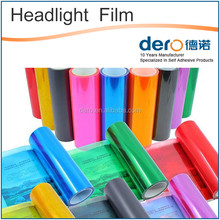 car headlight film/ tinting film