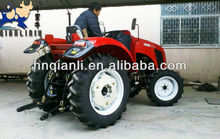 QLN554 55 HP 4wd agricultural machinery farming machine with tractor pricelist