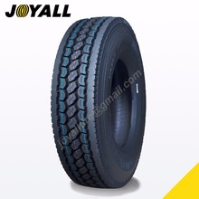 JOYALL JOYUS GIANROI Brand 295/75R22.5 China Truck Tyre Factory TBR Drive Position Tires