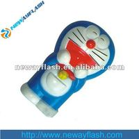 cartoon character superman usb flash drive