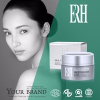 White Face Herbal White Pearl Whitening Cream Whitening Day Cream