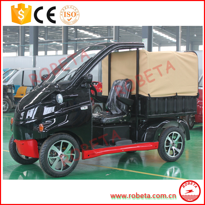 1 seat electric passenger van/electric cargo car