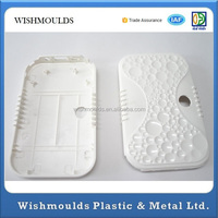 Customied plastic shell for power bank laptop tablet pc car battery Injection molding processing