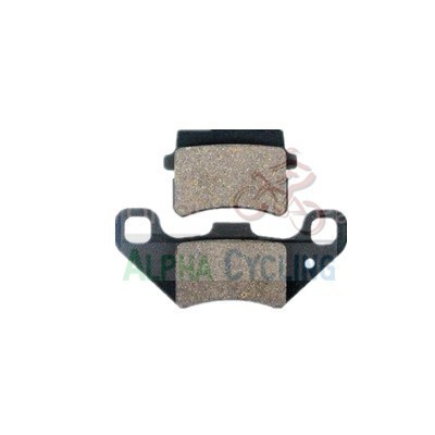 wholesale motorcycle disc brake pads AC021 for ADLY-Interceptor 300 Quad;EXPLORER-Ranger 300 AC021