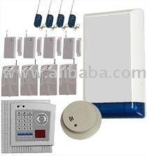 Brand New Latest 32 Zone Wireless Burglar Alarm Kit (K6)