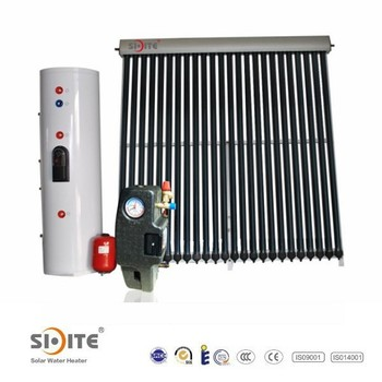 SIDITE solar water heating products china solar stock tank heater