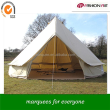 [ Fashionart ]marquee luxury glamping 5M bell tent for camping family