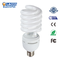 Factory Direct Sale Half spiral 36W wholesale street light energy saving lamp cfl bulbs