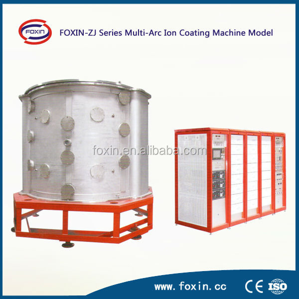 Vacuum Coating Ceramic Toilet Machine In Foshan